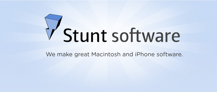 Stunt Software - We make great Mac and iPhone software.